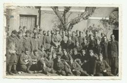 FOTO MILITARI ITALIANI  1a GUERRA  FORMATO CM.13,5x8,5 - War, Military