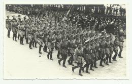 FOTO MILITARI ITALIANI RIVISTA 9 MAGGIO 1939 CARTA FERRANIA   FORMATO CM.13,5X8,5 - War, Military