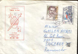 Czechoslovakia - Chess - Esperanto - Sraz Esperantistu Sachistu 1981