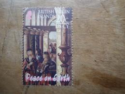 3-1209 Paix Peace Tableau Ancien British Virgin Islands