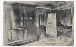 BAZEILLES - N° 9 - CHAMBRE DES DERNIERES CARTOUCHES - ANGLE HAUT A DROITE DECHIRE - CPA NON VOYAGEE - France