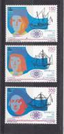 Guinea Ecuatorial Nº 143 Al 145 - Equatorial Guinea