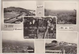 BIVIO  COLONNA (ROMA)  -F/G  B/N  LUCIDA (220714) - Italië
