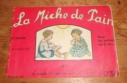 Catéchisme Illustré. La Miche De Pain. N°1. 30 Septembre 1935. - Religion