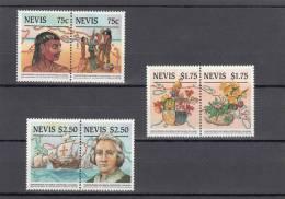Nevis Nº 381 Al 386