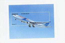 Boeing 777-Angola 1998-YT B51***MNH