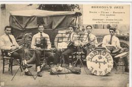 34/ Saint Thibery - Barroul's Jazz - Noces Fetes Banquets - Ohcestre - Francia