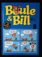 Bande Dessinée Boule Et Bill Par Roba Tome 8 - Boule Et Bill