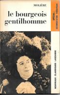 MOLIERE - Le Bourgeois Gentilhomme (avec Documentation Thématique) - Théâtre