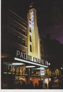 CPM 10X15 . CINEMA Multiplex PATHE . LYON (69)  Carte PUB De Bonne Année 1997 - Cinema