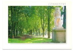 03 - Cpsm - COMMENTREY - Le Parc - Commentry