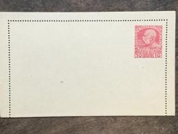 A17 Österreich Austria Autriche Ganzsache Stationery Entier Postal Mi. K 47 Xx