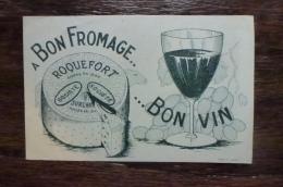 A BON FROMAGE BON VIN ROQUEFORT - Food