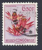 Congo Belga, 1952- Thonningia - Mi:BE-CD 310 - Congo Belge