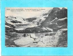 DEPT 73 - HAUTE MAURIENNE - Environs De BONNEVAL Sur ARC - Massif Des Evettes - Le Lac - L'Albaron - ENCH0616 - Bonneval Sur Arc