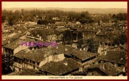 81 - LISLE SUR TARN - LA VILLE - VUE AÉRIENNE - - Lisle Sur Tarn