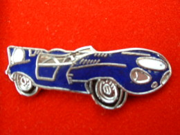 Pin´s JAGUAR BLEUE - EMAIL - Jaguar