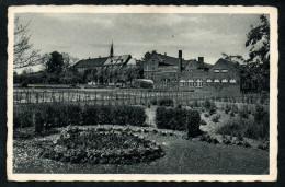 7411 - Alte Ansichtskarte - St. Bernardin In Hamb - Landpost Kapellen über Geldern - Gel Feldpost 1942 - Geldern