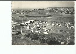 50 SAINT JEAN De La Rivière , En Avion Au Dessus De , Tampon Le Camping Du Pré Normand - Altri Comuni