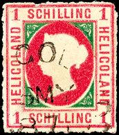 1 S. Gestempelt, Kleine Beanstandungen, Signiert Schulz BPP, Mi. 250,-, Katalog: 2 O1 S. Used, Small Faults,...