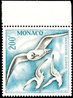 """100 Fr. Bis 1.000 Fr. """"Seevögel Aus Dem Mittelmeerraum"""", Flugpostausgabe 1955, Zähnung K13 (1957),..."""