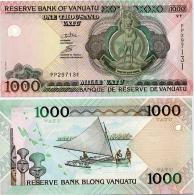 VANUATU     1000 Vatu       P-10[c]       ND (ca. 2010)       UNC  [ Sign. Tevi-Molisa ] - Vanuatu