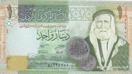 JORDAN 1 DINAR 2013 P-34g KING OF ARABS SHERIF HUSSAIN UNC */* - Jordan