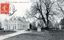 BELLOY -SUR-SOMME : Château D'en Bas - Autres Communes