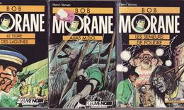 Henri Vernes - Bob Morane - Lot BM 3 - 3 Fleuve Noir - Livres, BD, Revues