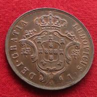 Azores 20 Reish 1865 Portugal - Açores