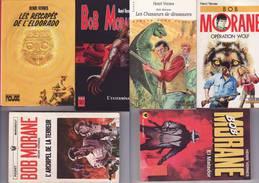 Henri Vernes - Bob Morane - Lot BM 1 - 6 Divers éditeurs - Livres, BD, Revues