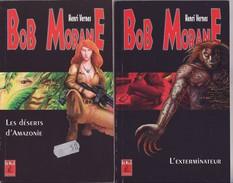 Henri Vernes - Bob Morane - Lot BM 2 - 2 BMP - Livres, BD, Revues