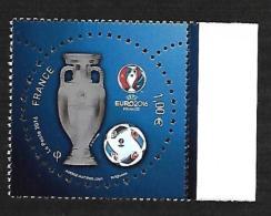 France 2016 - Yv N° 5039 ** -  UEFA Euro - France