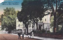 Crefeld - Naturwissenschaftliches Museum Im Kaiser Friedrichhain -1921 - Krefeld