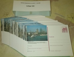 Germany 1986 / Ganzache / Postal Stationery / COMPLETE YEAR / 199 Pcs - [7] République Fédérale