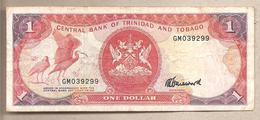 Trinidad & Tobago - Banconota Circolata Da 1 Dollaro - 1985 - Trindad & Tobago