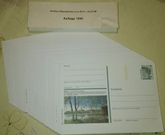 Germany 1994 / Ganzache / Postal Stationery / COMPLETE YEAR / 69 - [7] République Fédérale