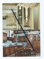 Carte De Visite  -  L´Atelier Du Meuble  - Vignacourt  - Amiens - Tarjetas De Visita