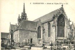29  PLOUGOUVEN   - Abside De L Eglise - France