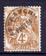 Frankreich Nr.89 V          (*)  Used       (833)