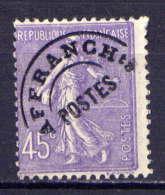 Frankreich Nr.159 V          (*)  Unused       (853)