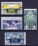 Frankreich Nr.177/80          O  Used       (859)