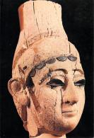 Asie SYRIE Syria  Tête D´un Prince En Ivoire  (2) Head Of Prince Ugarit*PRIX FIXE