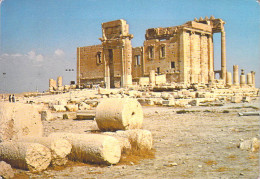 Asie SYRIE Syria  PALMYRA Palmyre Bel's Temple  (temple De Bêl )*PRIX FIXE