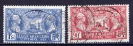 Frankreich Nr.224/5          O  Used       (874)