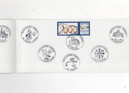 Carte De Voeux An 2000