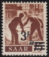 Saar     .          Michel     .   230  I   Gepruft        .           *        .         Ungebraucht Mit Gummi Und Falz - 1947-56 Occupation Alliée