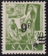Saar     .          Michel     .   234  I   Gepruft        .           *        .         Ungebraucht Mit Gummi Und Falz - 1947-56 Occupation Alliée