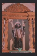 Postcard PORTUGUESE INDIA GOA STATUE ST. FRANCIS XAVIER FRANCISCO XAVIER ART HISTORY ARCHITECTURE - Portugal