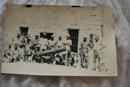PHOTO DE TABOR  DU 1ER R.T.M. - Guerre, Militaire